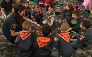 boys scout group